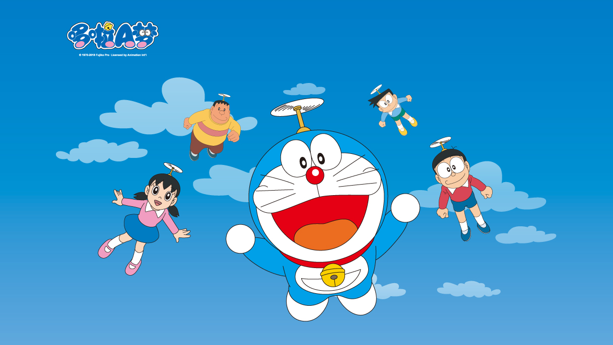 Doraemon Themed Cruise