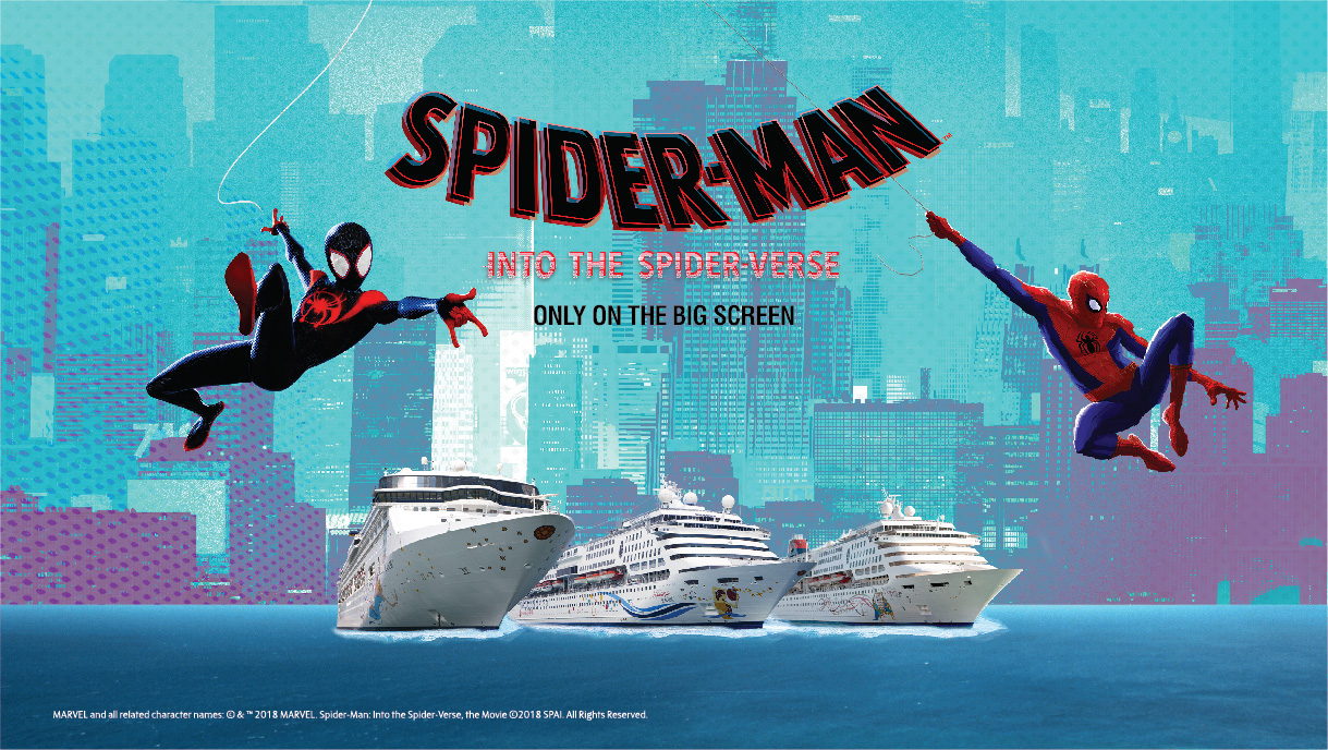 Spider-Man Themed Cruise